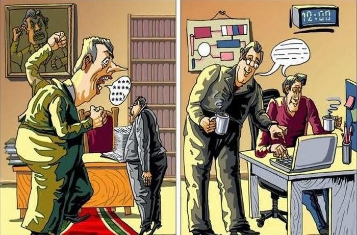 Руководитель царек или помощник?