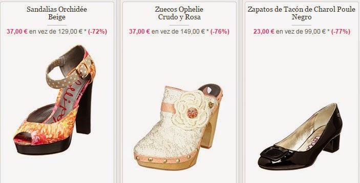 Hazte con estos y otros modelos de calzado al mejor precio