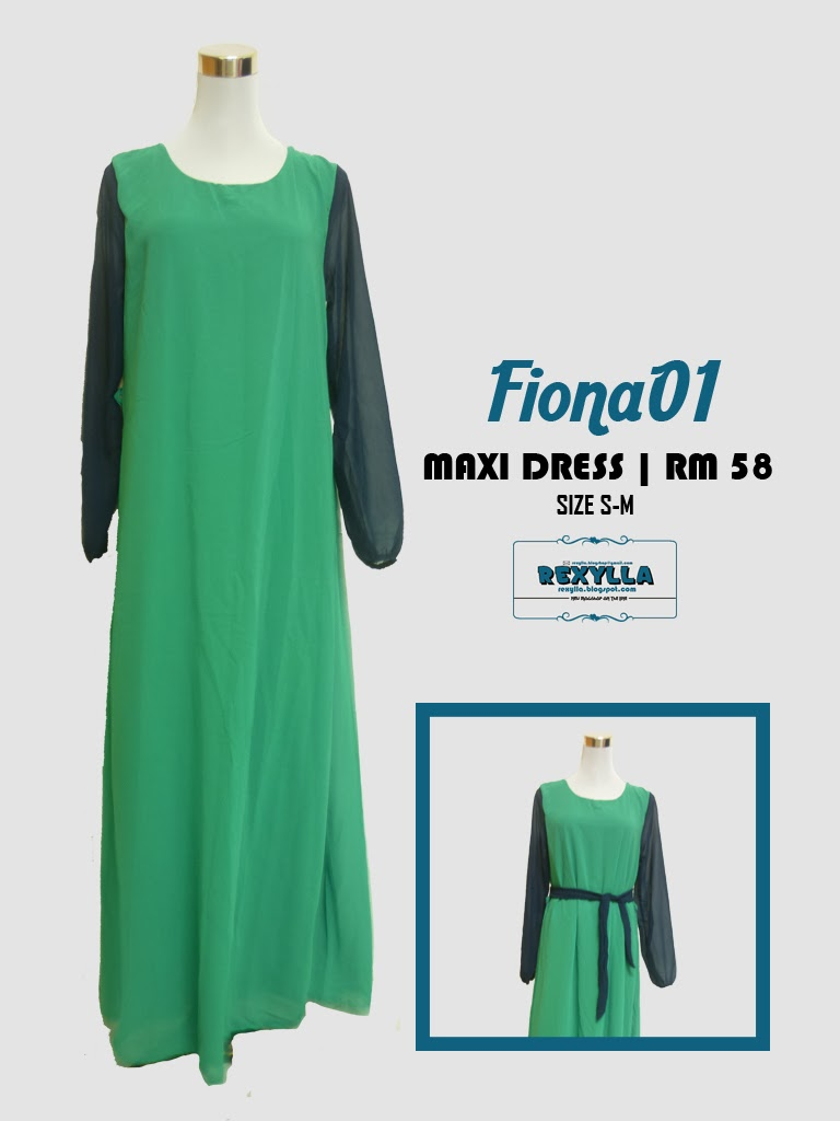 maxi dress, colour block, rexylla