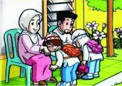 Contoh Penerapan Norma dan Peraturan di Lingkungan Keluarga
