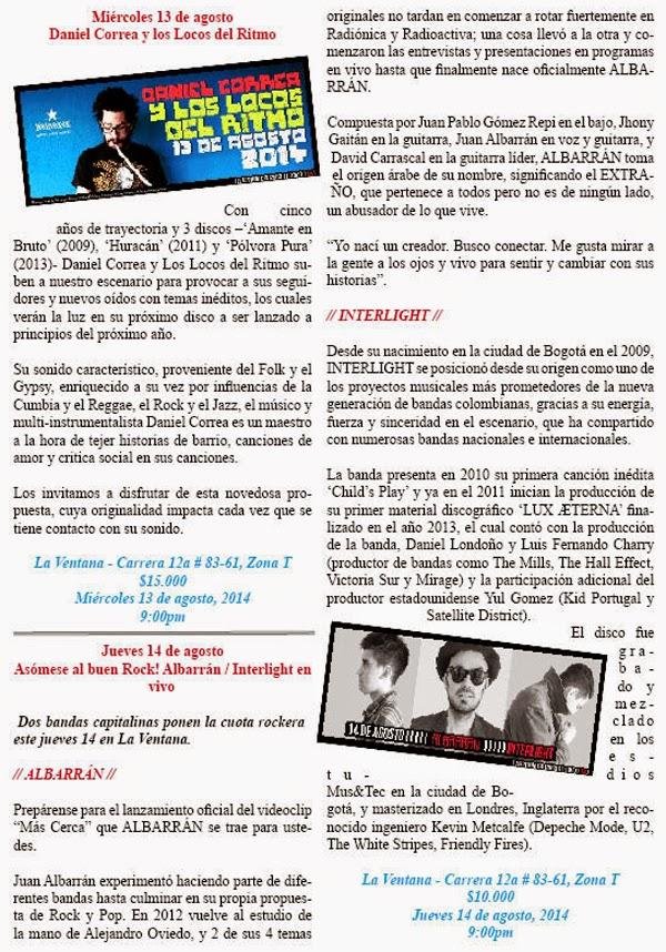semana-asómese-La-Ventana-agosto-2014