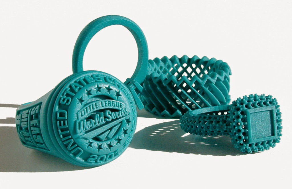 3D Printing Jewelry Design