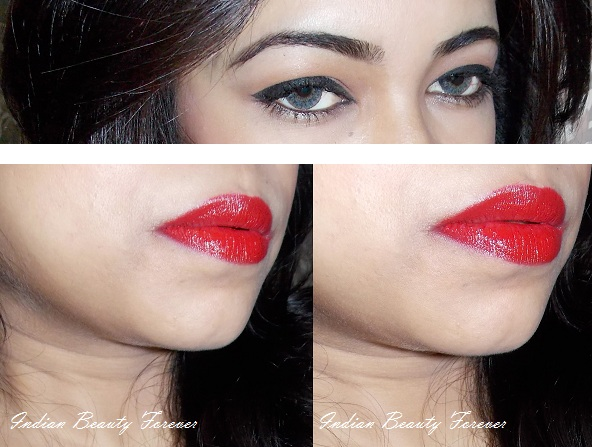 Aishwarya Rai inspired makeup Look eye makeup tutorial