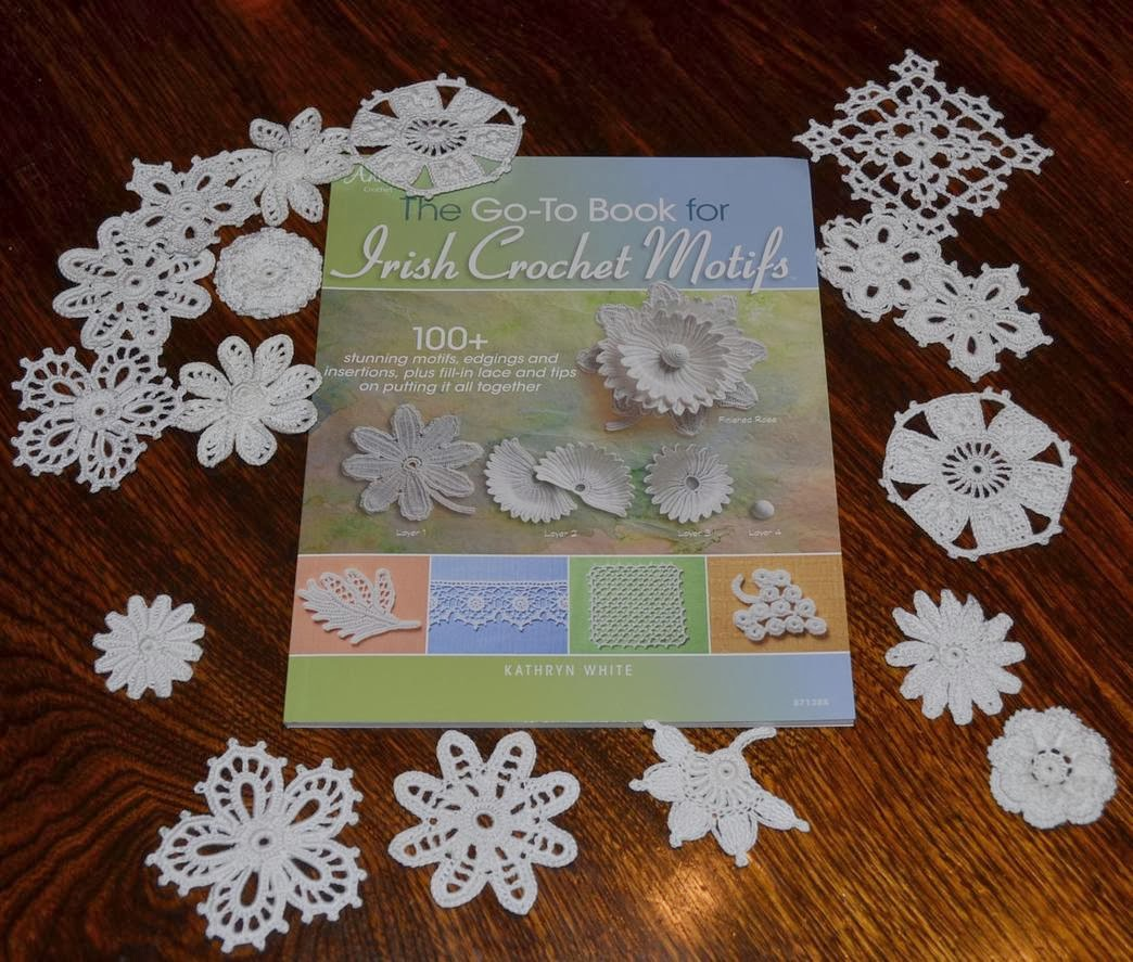 Crochet N Beads: A Blog tour for my book: The Go To Book for Irish ...