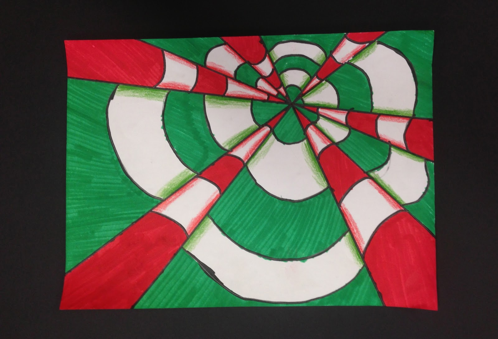 Op art uses color to create - Short For Optical Art This Movement S Main Purpose Is To Use Line And Color Often Black And White To Create