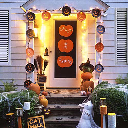 Decorating Ideas > Gallery For > Halloween Office Door Decorations Ideas ~ 160801_Halloween Door Tricks