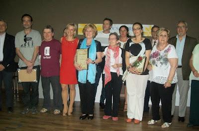 Lliurament Jocs Florals d'Esplugues 2015