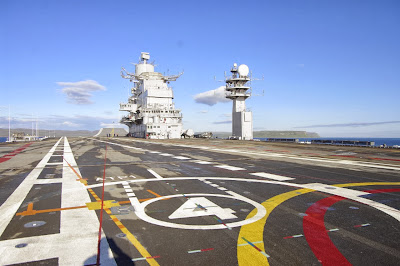 INS Vikramaditya aircraft carrier Admiral Gorshkov Indian Navy STOBAR