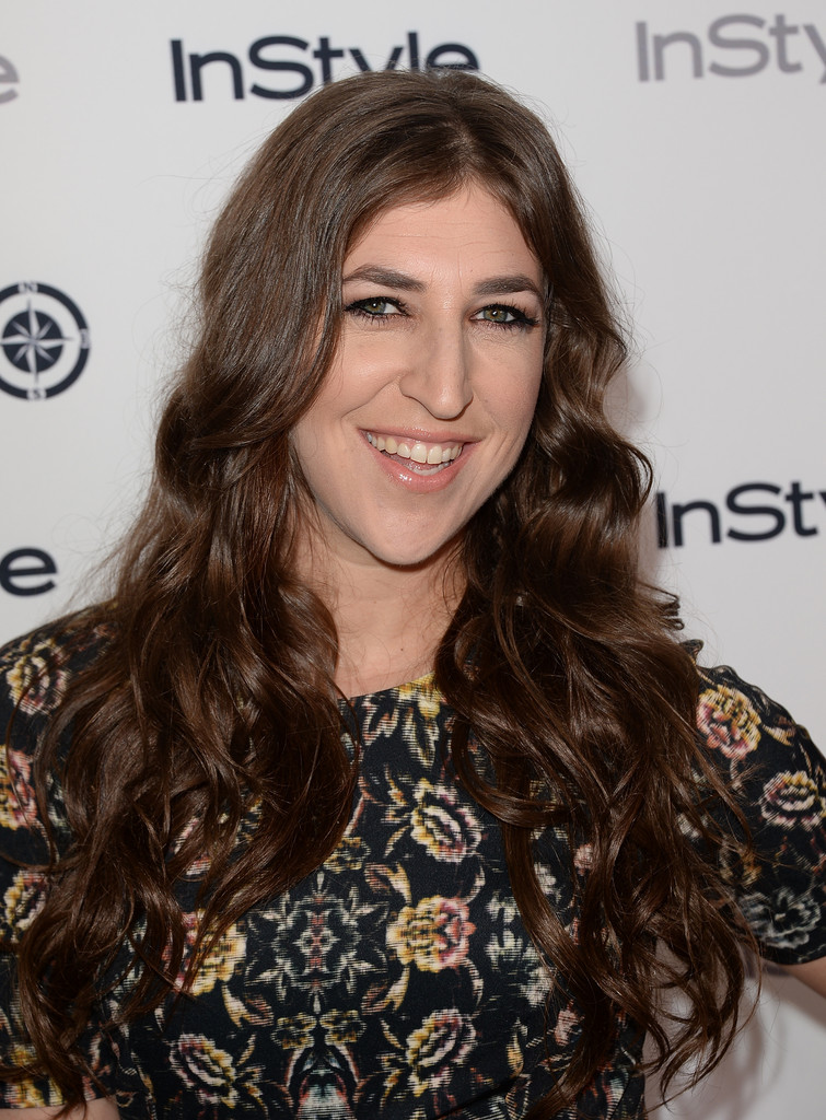Mayim Bialik Found Her Style | The Non-