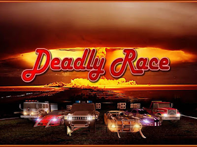 Download Game Deadly Race cover