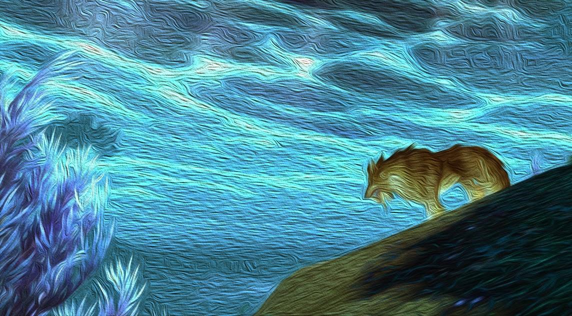 World of Warcraft Hunter Lone Wolf
