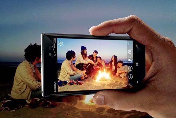 cara memotret dengan smartphone