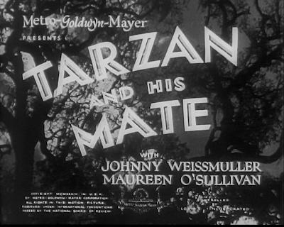 """check out 894f1 302cd Crítica de """"Tarzán y su Compañera"""" (Johnny Weissmuller, Jack Conway, 1934)  por Adrián Esbilla"""