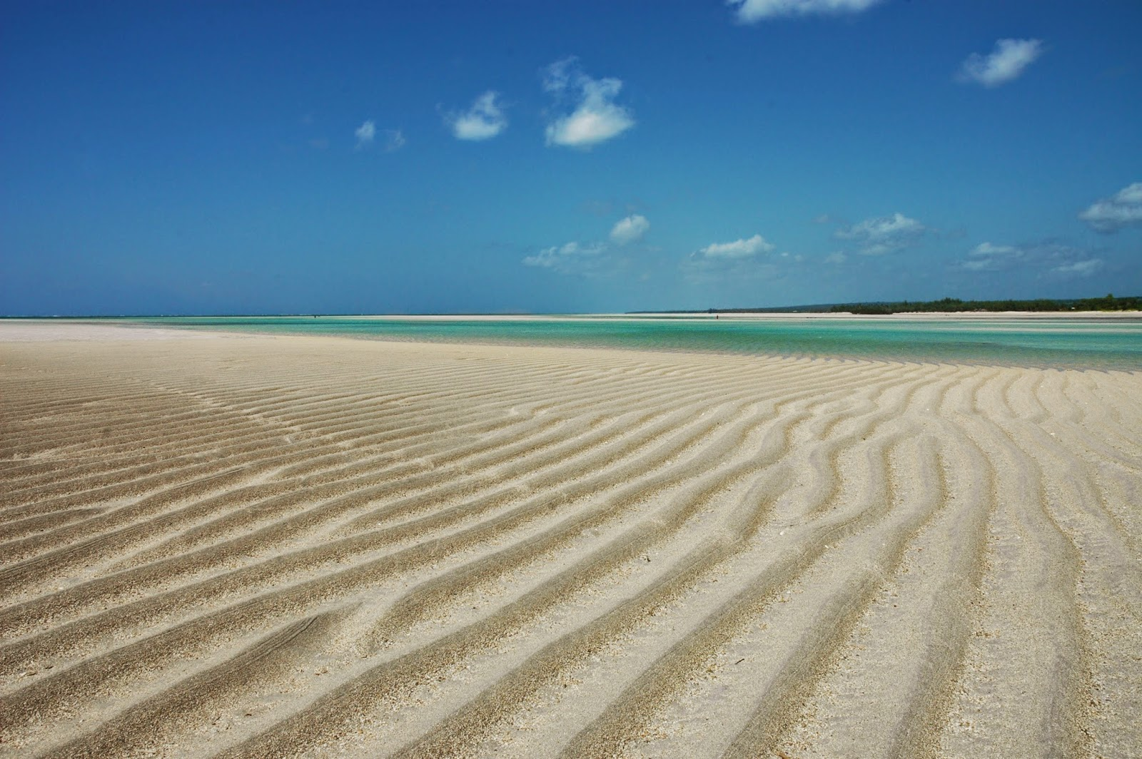 Murrebue, Lagoon, Mozambique, Pemba, Beach, Low tide