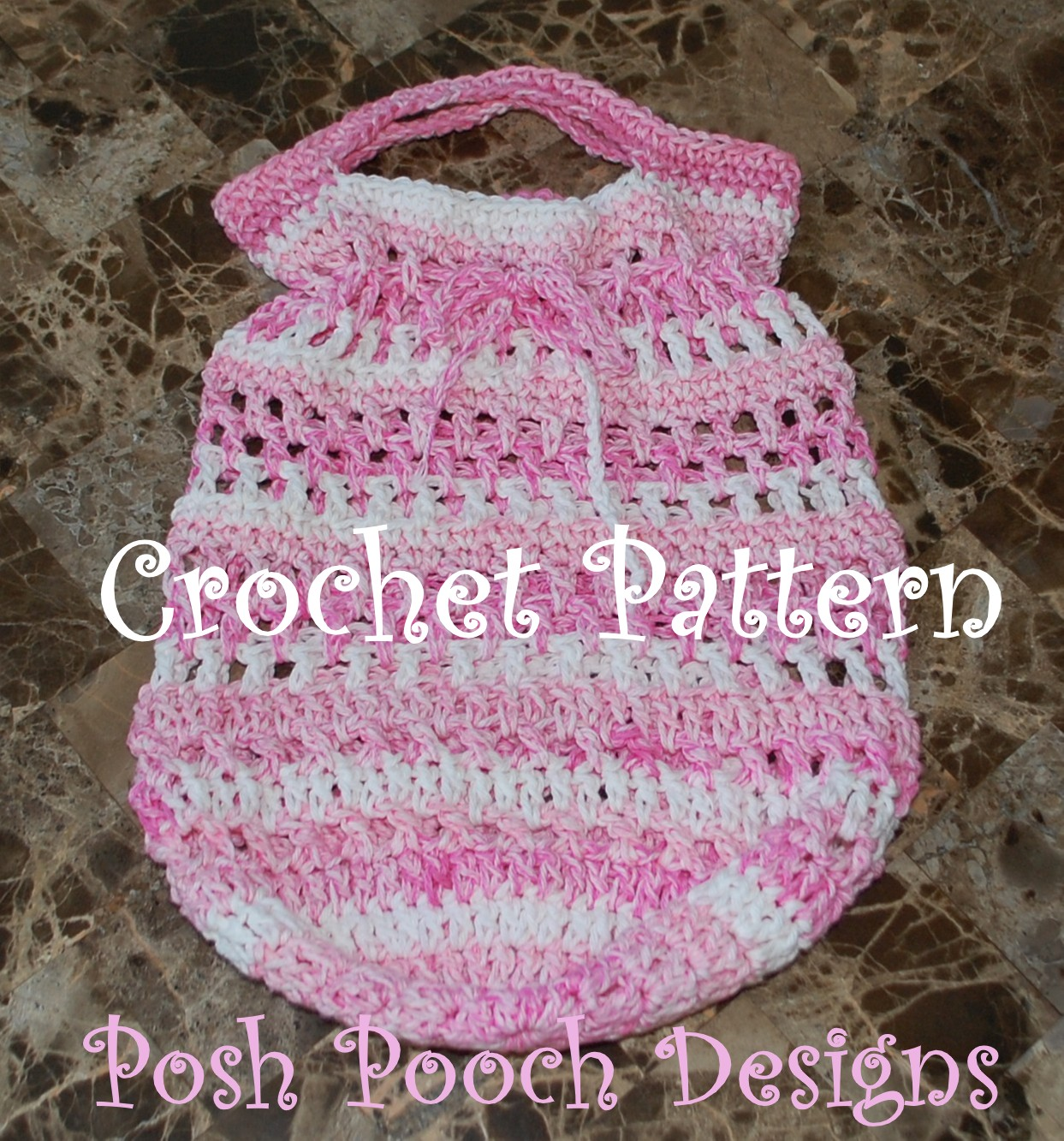 Crochet Patterns In Cotton : Posh Pooch Designs Dog Clothes: Cotton Crochet Patterns