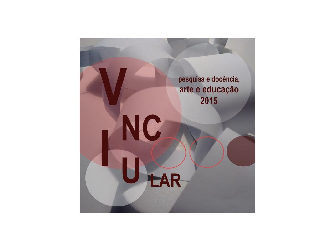 Publicação do Projeto Vincular (2015)