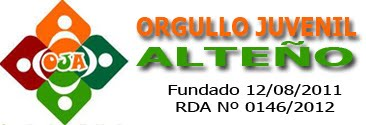 Orgullo Juvenil Alteo (O.J.A.)