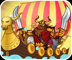 game Viking báo thù, chơi game online mới