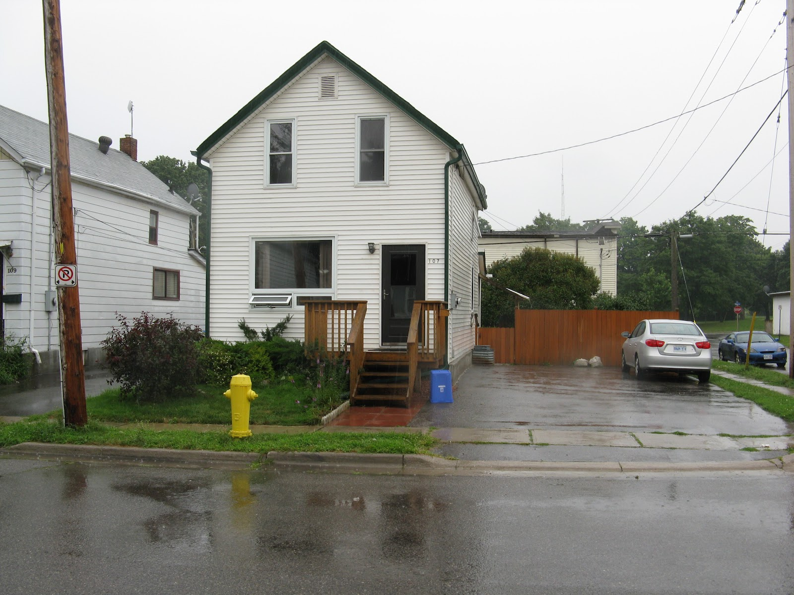 Detached 3 Bedroom Whole House For Rent In Oshawa August 2012