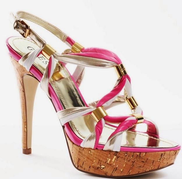 Foto model sepatu sandal hak tinggi terbaru 2018