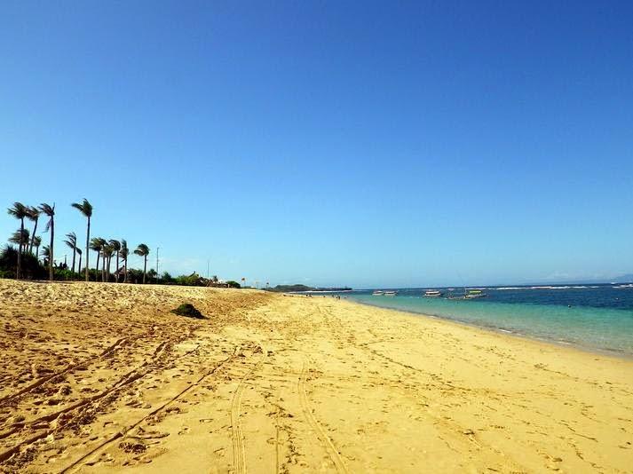 Wisata pantai geger nusa dua bali