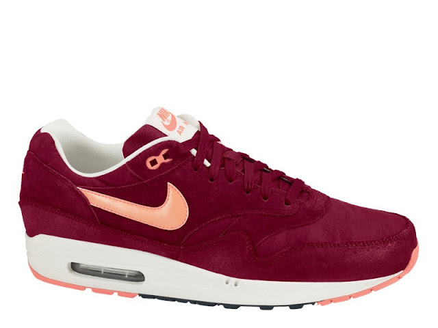 Nike Air Max 1 Premium Team Red