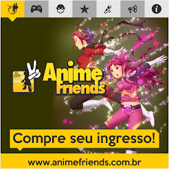 ANIME FRIENDS 2015 - CONLECON BRASIL 4