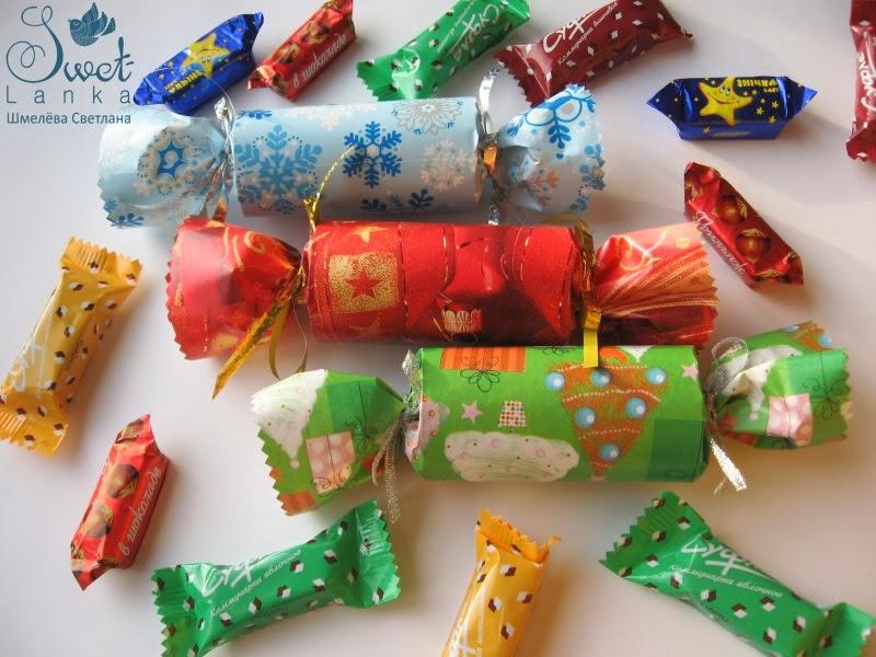 Как сделать конфеты мастер класс