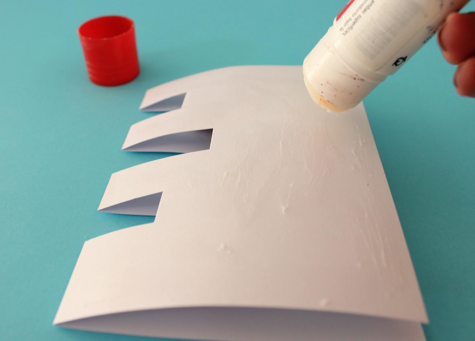 Tarjetas pop up o 3d pasos b sicos artividades for Hacer tu casa en 3d