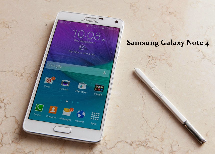 Samsung Galaxy Note 4 (AT&T) Review