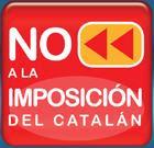 No a la imposición del catalán.