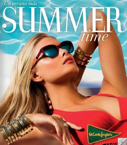 catalogo summer time ECI 2014 España