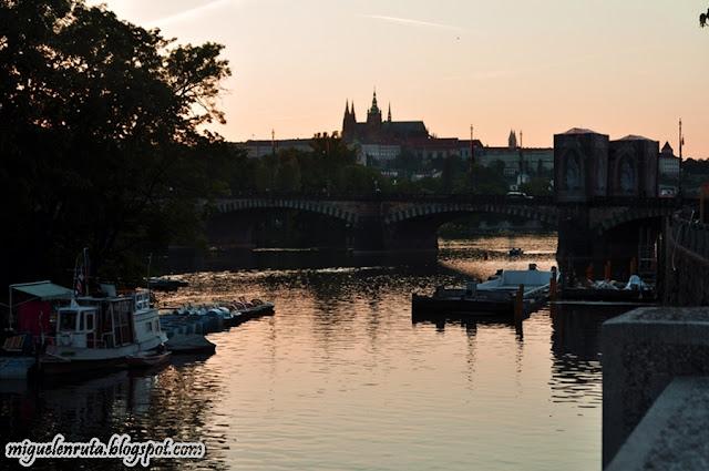 Praga-Río-Moldava