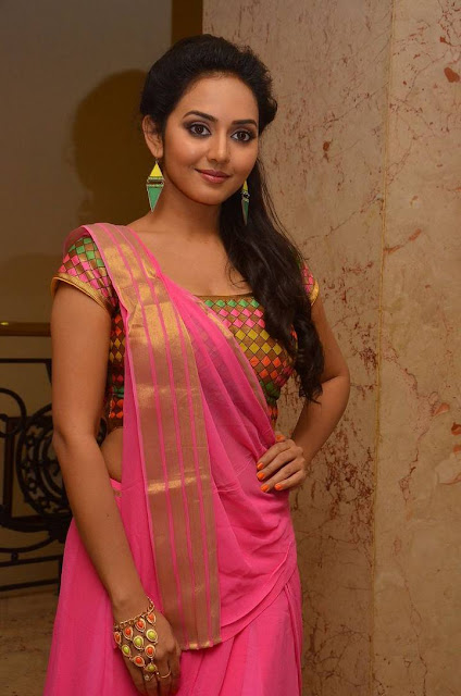 Vidya Pradeep Stills At Pasanga 2 Movie Press Meet
