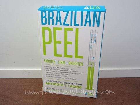 AHA Brazilian Peel