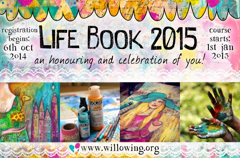 LIFE BOOK GIVE AWAY AT JEANNE OLIVER NING