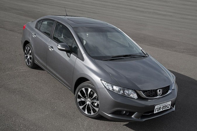Novo Honda Civic 2016