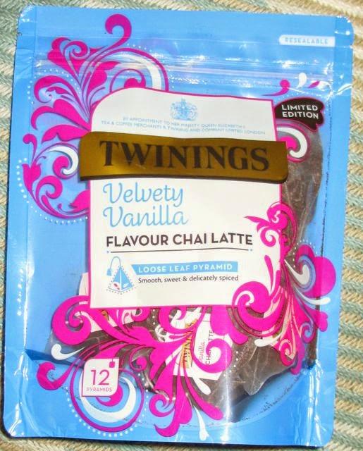 Foodstuff Finds Twinings Velvety Vanilla Flavour Chai