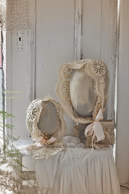 foto's van decoratie hoofden