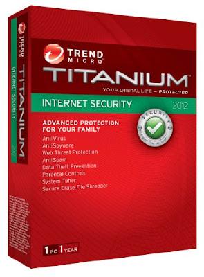 Trend Micro Titanium Internet Security 2012