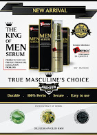 King of Men Serum