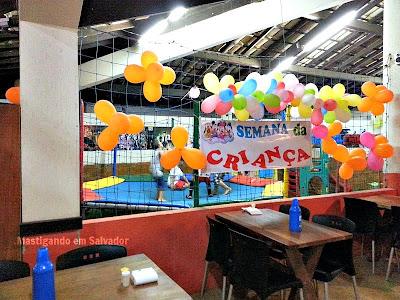 Cabana do João: Parque Infantil