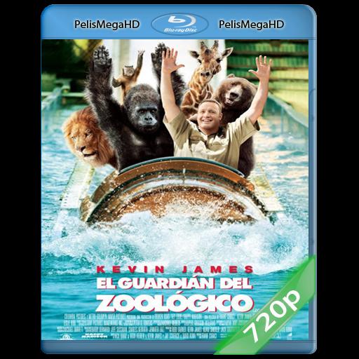El Guardian Del Zoologico (2011) 720P HD MKV ESPAÑOL LATINO