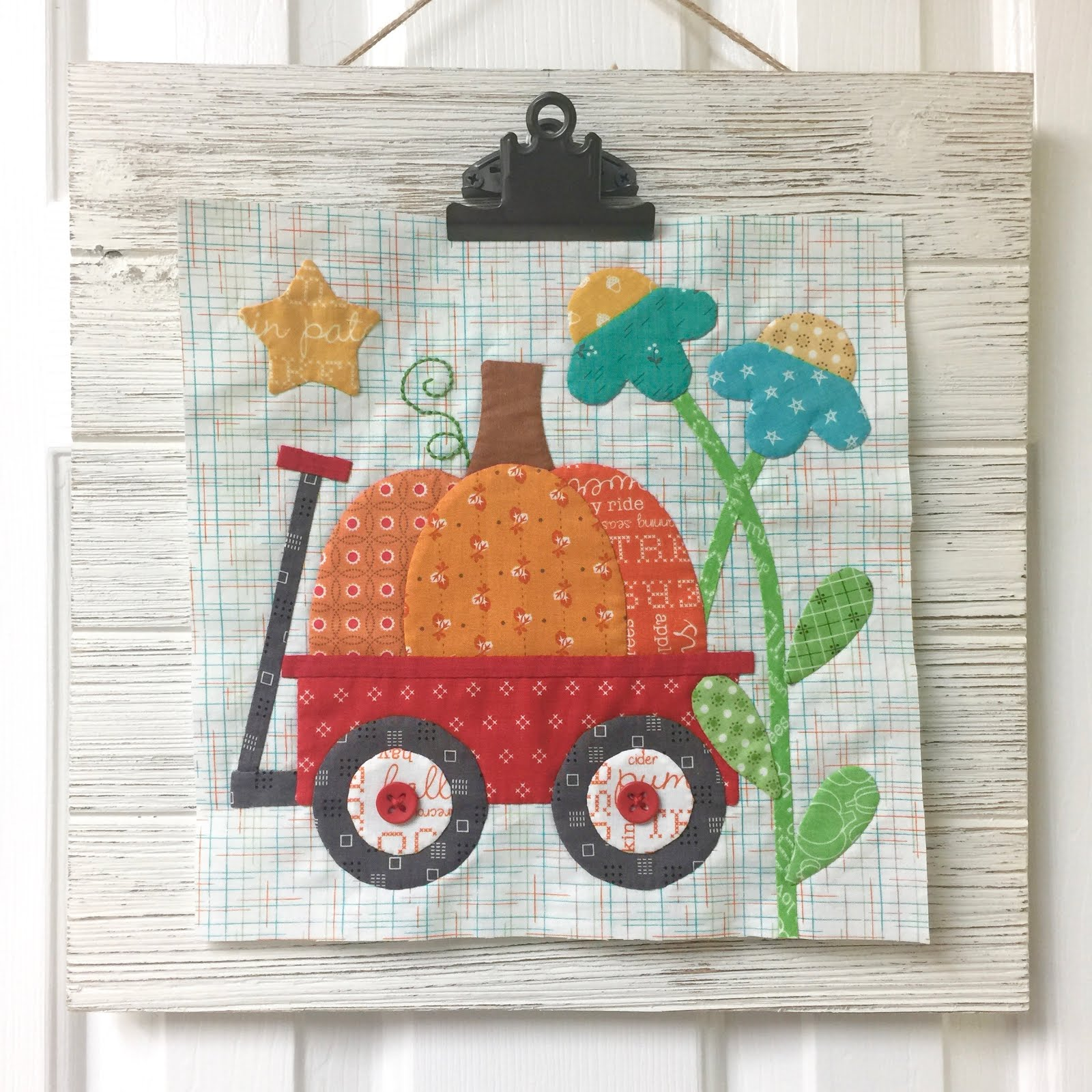 Autumn Love Sew Along !