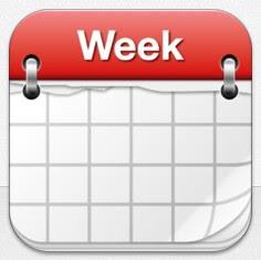 Week Calendar HD pour iPad