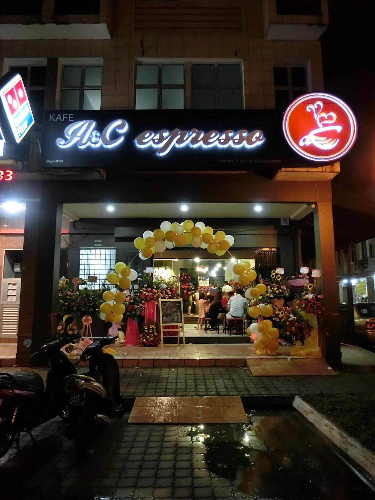 Ac espresso kampar new town feliciaace ac espresso kampar new town junglespirit Image collections