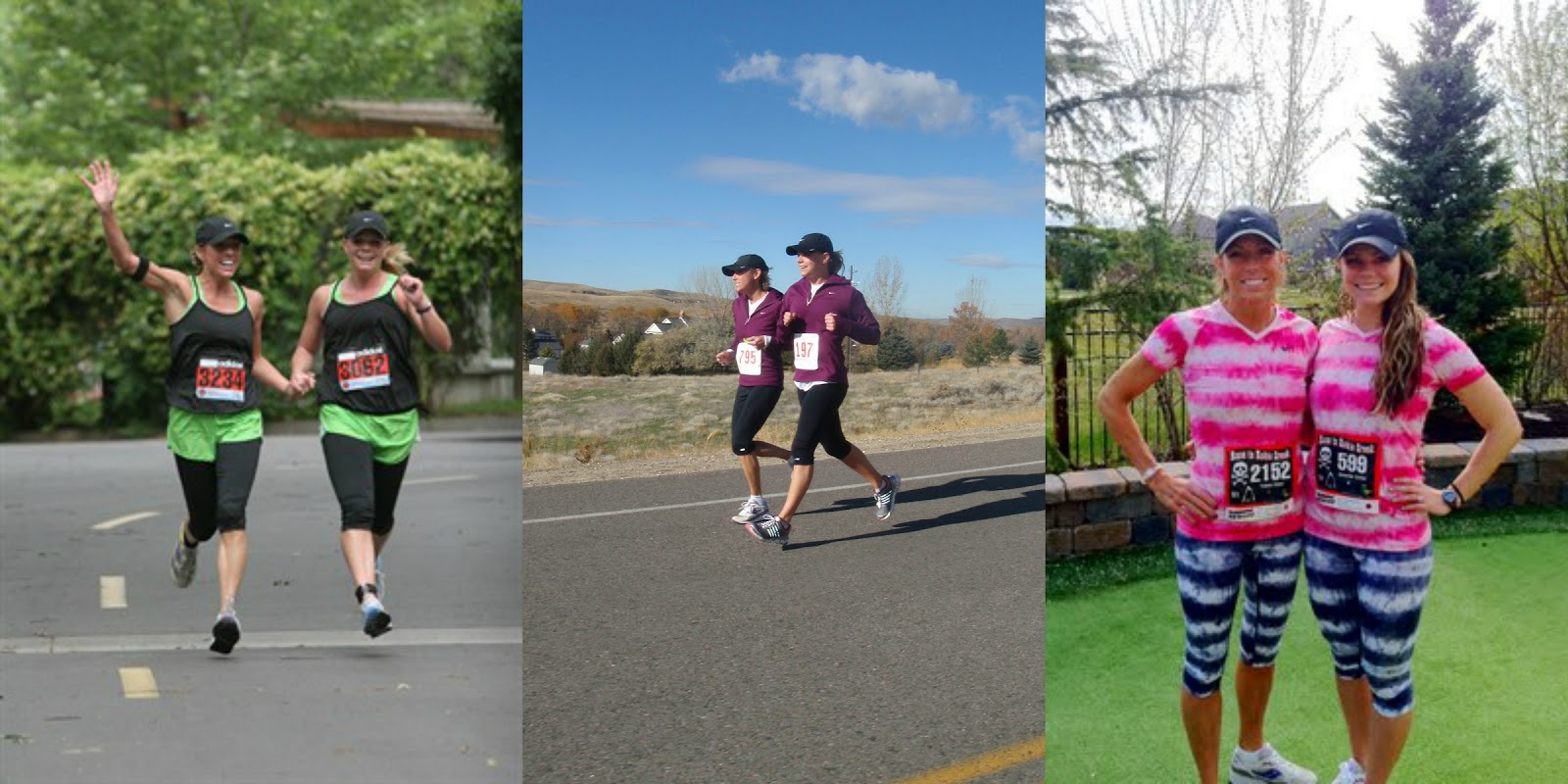 half marathon matching outfits
