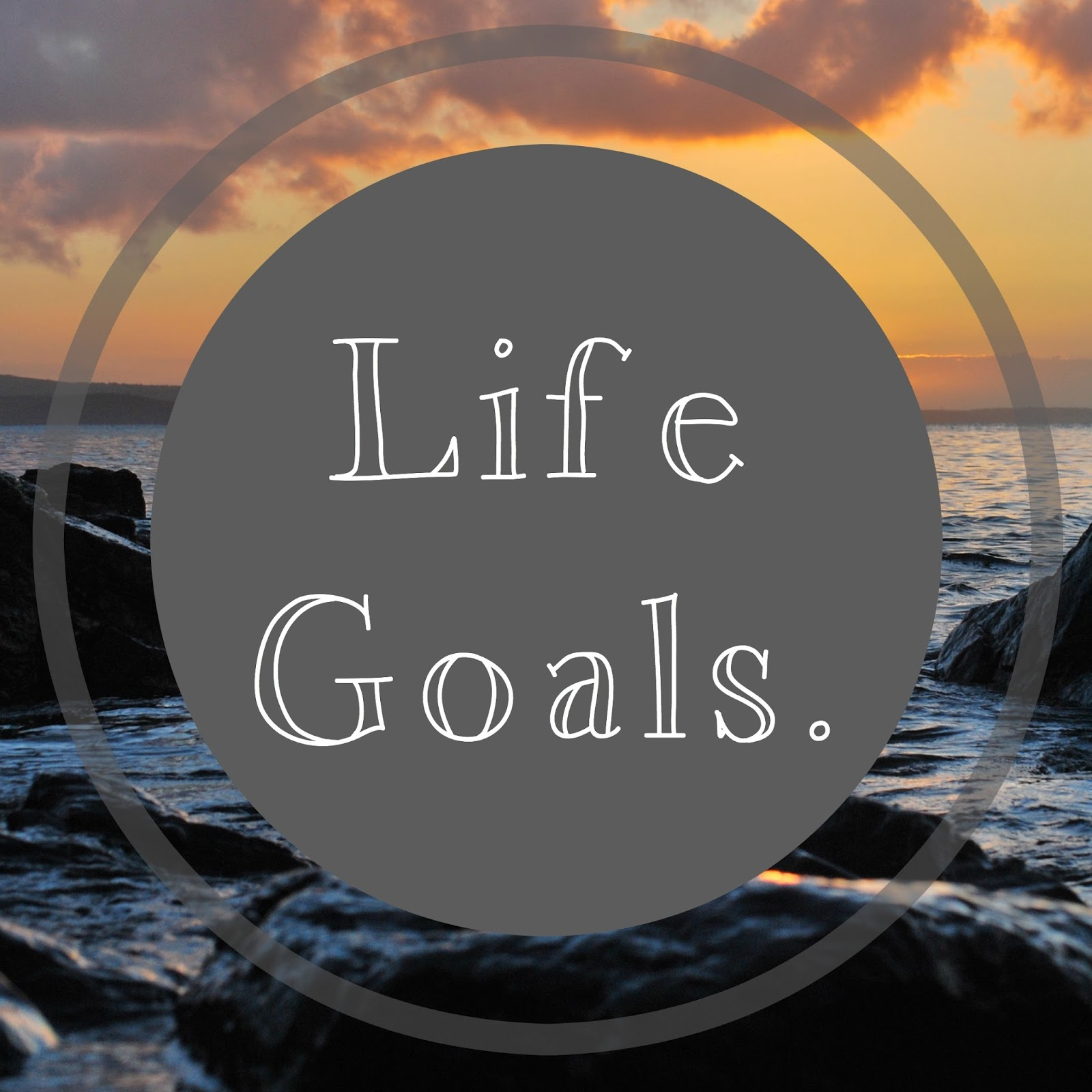 an essay on goals in life