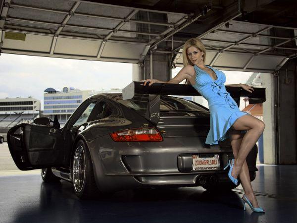 Car Pictures Porsche Girls