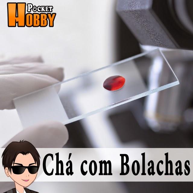 Pocket Hobby - www.pockethobby.com - Crônica - Chá com Bolachas